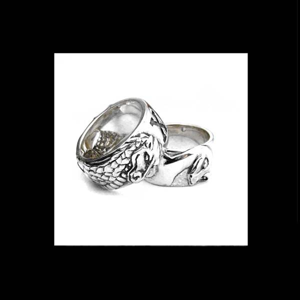 Duo alliances silver snake and dragon